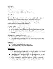 Singing and Movement Lesson Plan .docx