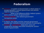 Federalism.ppt