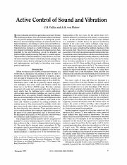 Active Control of Sound and Vibration.pdf