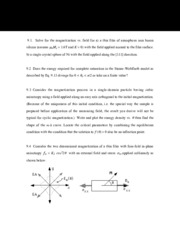 Exam 5 and solutions