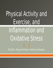 ES 2100 - PA, Inflammation, and Oxidative Stress - FA 15 (1).pptx