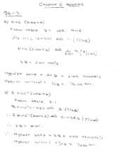Chapter 6 Solution -- swarup