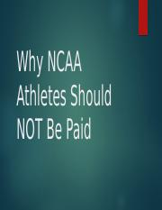 NCAA Pay for Play Presentation.pptx