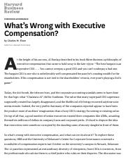What's Wrong with Executive Compensation_.pdf