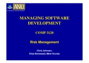 COMP3120_15_Risk_Management_2010_v1