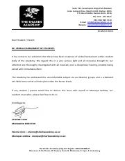 Verbal Harrasment of Students Letter 2016.pdf