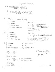 Chapter Five Extra Practice Solutions