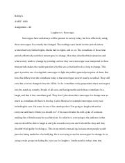political humor paper 4