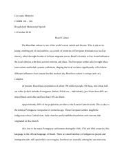 informative speech essay giovanna monteiro comm b  4 pages monteiro rough draft manuscript speech