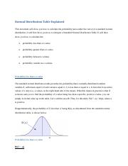 PMAN 635 Session 9 Normal Distribution Table explained.docx