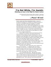Kivel- I'm Not White I'm Jewish.pdf