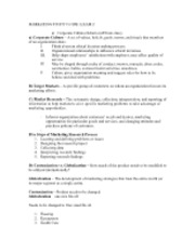 MARKETING STUDY GUIDE 2