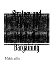 Strategy and Tactics of Distributive Bargaining.pptx