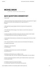 Quiz Questions Answer Key - Michael Bakan (Ch 8).pdf
