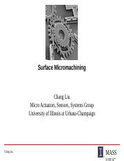 surfce micro flow.ppt
