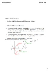 Week 12-1 Lecture on Engineering Math 1
