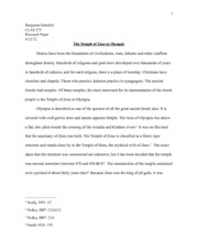 CLAS 275 Research Paper