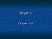 Litigation.ppt