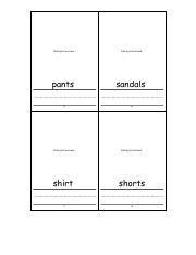 Clothes Cut-and-Paste Picture Dictionary_ Pages 5-8 - A Short Book to Print. EnchantedLearning.pdf