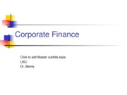 A-Types of Companies, Fncl Stmnts