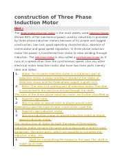 construction of Three Phase Induction Motor.docx