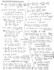 Fall 2008 Final Exam Answers