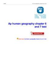 ap-human-geography-chapter-6-and-7-test