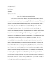 essay on morality huck finn
