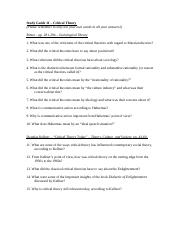 Study_Guide_11_Critical_Theory