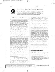 Chapter 21 section 4 Primary Source Peter the Greats Reforms.pdf