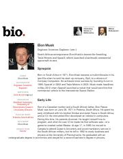 Elon Musk - Engineer, Inventor, Explorer - Biography.pdf