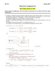 Quantum mechanics homework