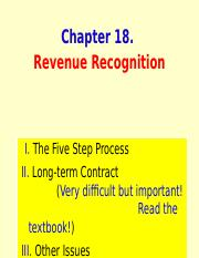MGA301 Ch18-Lecture Revenue Recognition_new.pptx