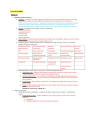 systems architecture CH 11 and 13 notes.docx