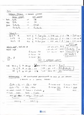 Empirical Formula vs. Chemical Formula; Stoichoimeter Notes