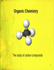 Introduction to Organic Chemistry.pptx