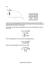Physics 4.21 Solution