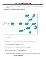 Cisco 3 v5 Chapter 1 Study Guide2.docx