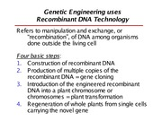 L23. Principles of Plant Biotechnology 2