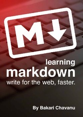 Learning Markdown write for the web faster