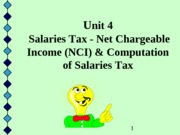 04_ Net Chargeable Income & Salary Tax-2014 - s