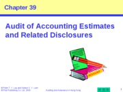 ACC ESTimates rel DISC_ AA_Chapter_39