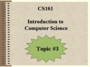 CS161_Topic#3