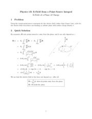 Physics1B_EfromPtSrcIntegral