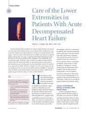 Care of the lower extremities in patients with acute decompensated heart failure.pdf