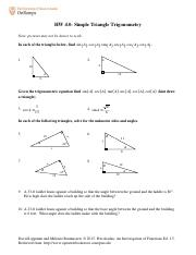 HW 4.0 Simple Triangle Trigonometry.pdf