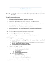 Man 3025 Chapter 11 Notes