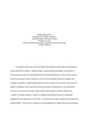 Model Report 2