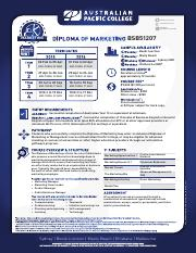 APC_BSB51207 Diploma of Marketing flyer_9Mar2015_v3.1r (1)