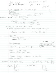 Spectroscopy and Short Final Revision Notes